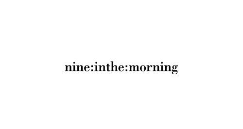 nine-in-the-morning-logo